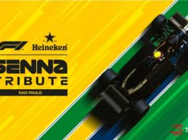 Senna Tribute 2019