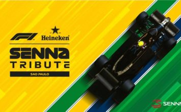 Senna Tribute 2019